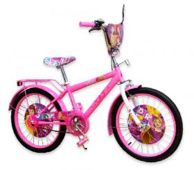 Велосипед 20'' 2-х колес 192012 (1шт) со звонком,зеркалом,без доп.колес 53069