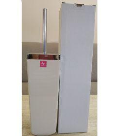 Набір WC щітка + стакан Toscana, бежев SA04-09 53525