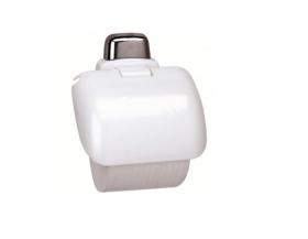 Навісний тримач для туалетного паперу, білий024014 53530