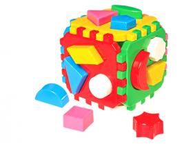 """Куб """"Розумний малюк ТехноК"""" 0458 (50247)"""