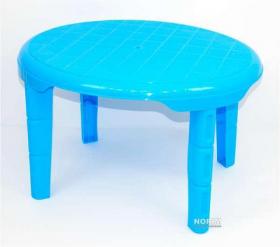 Стіл дитячий овальний (Голубой) (32989 )
