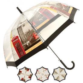 Зонтик напівавтомат  д60см 8сп T05753 (44287)