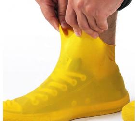 Бахили силикон для обуви многоразові р.38-39(27,5) R25622 (60шт) 53868