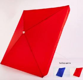 Зонт пляжний  D2.0х2,0m МН-0044 (33815 )