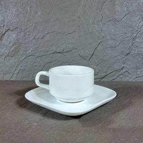 ВОЛНА набор ведро для мусора + высокий ёршик  (лате)UP-171 53560