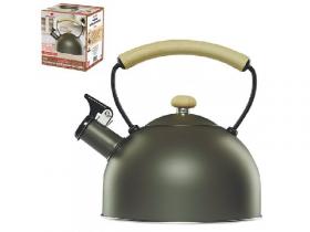 Чайник SS 2.5л одинарное дно MH-3527 (12шт) 53918