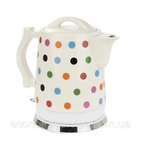 Чайник електр 1.7л 1850-2200 Вт дисковый,керамика 2145 53617