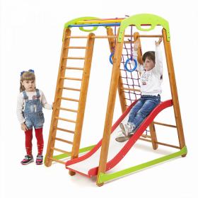 Детский спортивный уголок (150*132*85см) «Кроха - 2 Plus 1» 46907