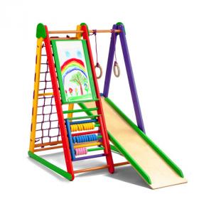 Детский спортивный уголок для дома «Kind-Start» 46910