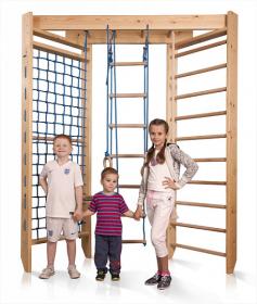 Спортивна стіна для дітей (240*150см) «Sport 4-240» 46916
