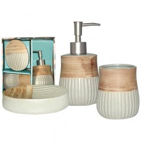 Набір аксесуарів для ванної кімнати 887-04-01Calm, 3пр 53472