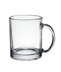 "Чашка 300мл скляний чайний ""Coffee world"" х24шт (04с1208) 53809"