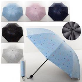 Зонтик MK 4101 (60шт) механич,трость64см,диам.94см,спица54см,в чехле,25-5-5см 53958