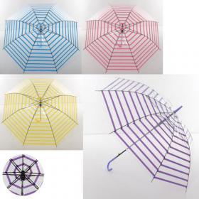 Зонтик детский MK 3624 (60шт) длина72см,трость65см,диам.93см,спица53см,клеенка,рисун 53966