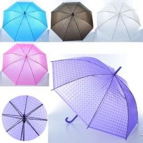 Зонтик дитячий MK 3871 довж 76см,трост67см,діам.64см, шпиця53см 5цв.  53967