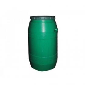 Бочка кругла 50л (акційна) зелена (19722 )