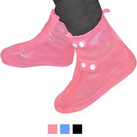 Бахили силикон для обуви многоразовые р.34-35 (25см) R25620 (60шт)53891