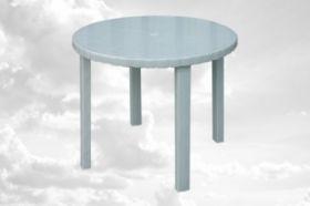Стіл круглий (Білий) 880мм (26461 )