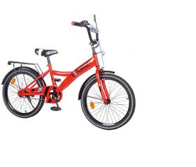 """Велосипед EXPLORER 20"""" T-220114 red /1/ 52735"""