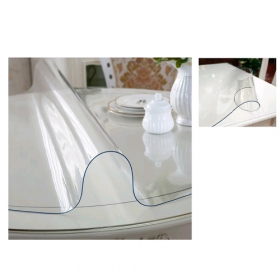 Клейонка Crystal жидкое стекло 3495  0.6mm х1,35х20м 51957
