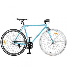 Велосипед 28д. G53JOLLY S700C-1 сталь. рама 53см,алюм. СB,трек. кол.700Cх23C, двойн. обод 42273