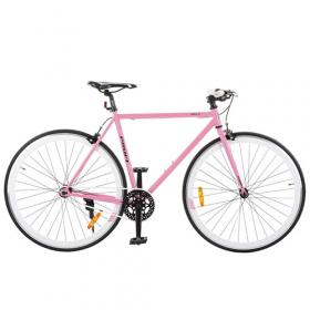 Велосипед 28д. G53JOLLY S700C-4 сталь. рама 53см, алюм. СB,трек. кол. 700Cх23C, двойн. обод 42275