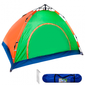 Палатка туристическая 2х2х1-45м R17764 (42394)