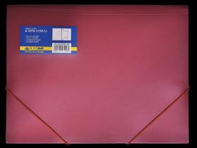 Папка пласт. А4 на гумках, Мікс кольорівBM.3913-02 -01 53701