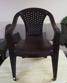 Крісло (акційне) (Коричневе) 38657