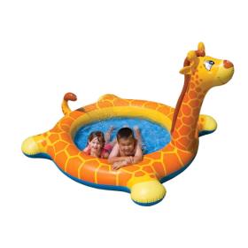 Бассейн детский надувной Жираф 57434 NP 2х1-65х1-22м 11096