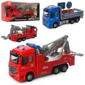 Машинка 5609-10-18-1A (160шт) металл, инер-я, 8,5см, 8видов, в кор-ке, 11-4,5-5 54022