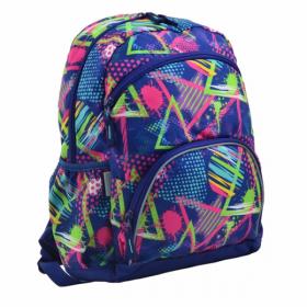 Рюкзак шкільний Smart SG-21 Trigon, Арт 555402  40*30*13 (48138)