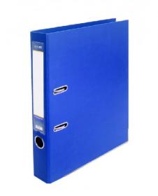 Папка-Реєстратор А4, LUX одност. JOBMAX  50мм PP, світло синій, збірнийBM.3012-30c 53722