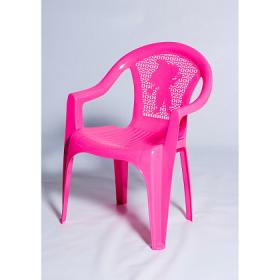 Крісло дитяче №2 РОЗОВЕ (11510 )