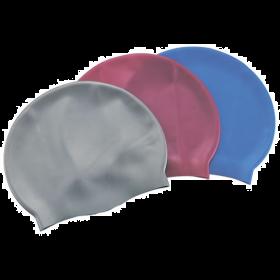 Шапочка для плавання ,26006 BW 3 цвета 08997